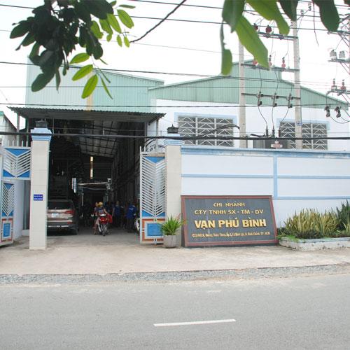 Nhà máy công ty Vạn Phú Bình
